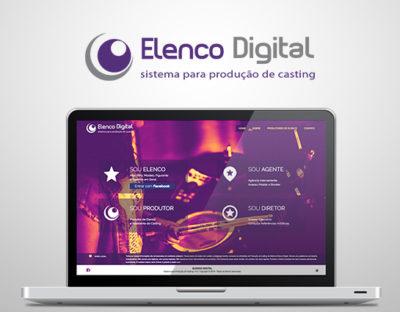 Elenco Digital – Manutenção Evolutiva + App
